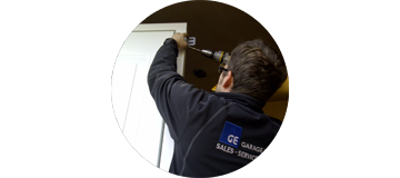 Garage Door Servicing.