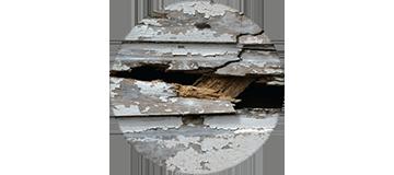 Rotten Timber Framework.
